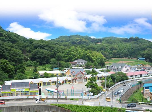 相武幼稚園全景