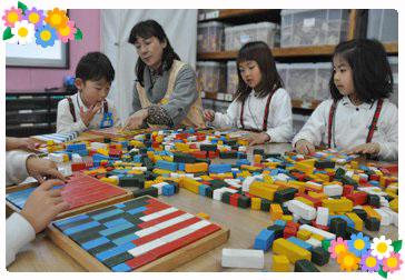 積み木教室